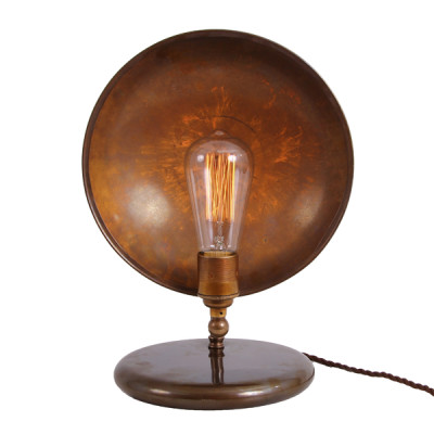 Cullen Table Lamp Antique Brass