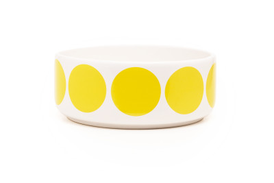 DIDO cereal bowl yellow