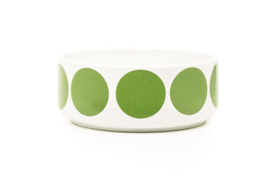 DIDO cereal bowl green