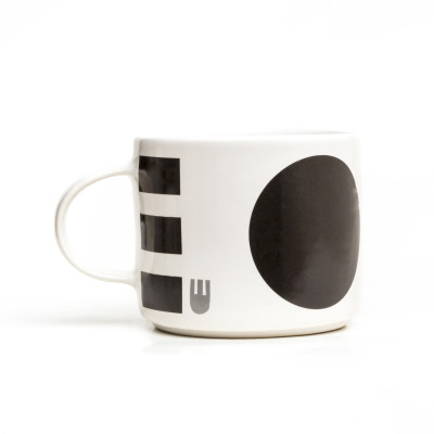 DIDO cup black/grey