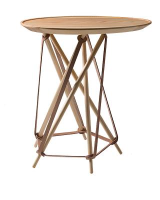 Dome Coffee Table Wood