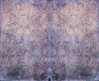 Duprez Vintage Violet Wallpaper Roll