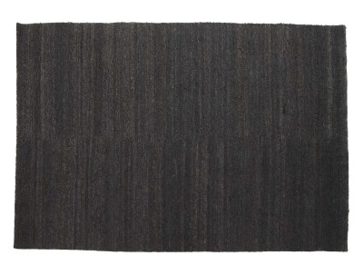 Earth Rug Black, 200 x 300 cm