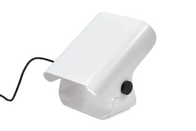 Edda Table Lamp White