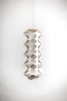 Ego Drac Pendant Lamp Shade White