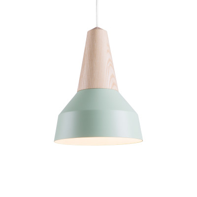Eikon Basic Pendant Light Green