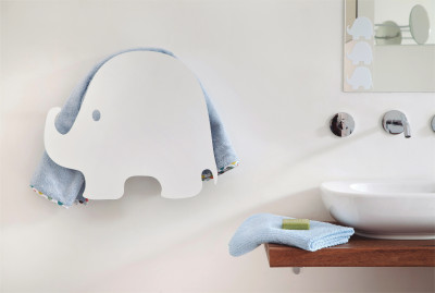Elephant Towel Warmer