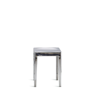 Emeco Stacking Stool Hand Polished