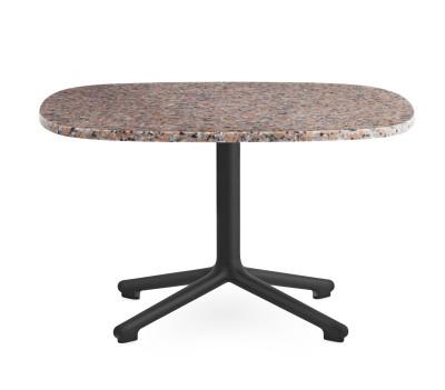 Era Side Table Rose, 67.5 x 66