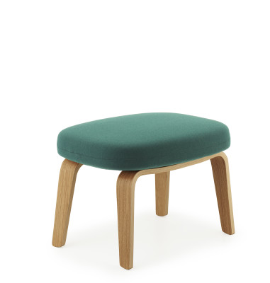 Era Footstool - Wooden Legs Fame 60005, Oak