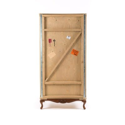 Export Comò Wooden Wardrobe Wheels