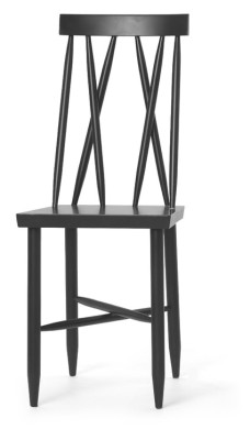 Family No.1 Chair Black
