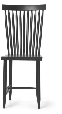 Family No.2 Chair Black