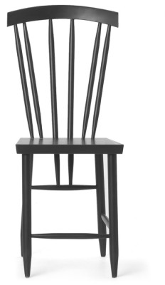 Family No.3 Chair Black