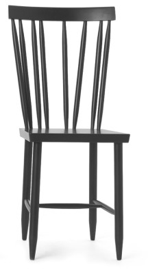 Family No.4 Chair Black