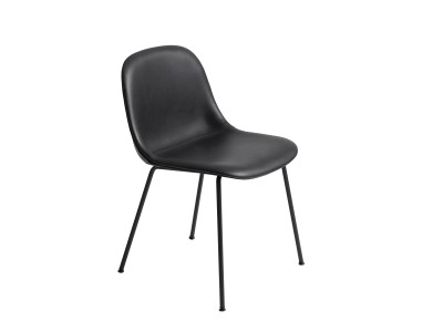 Fiber Side Chair Tube Base - Upholstered Remix 2 113