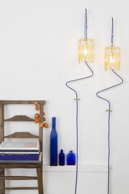 Fibula Lux Wall Lamp