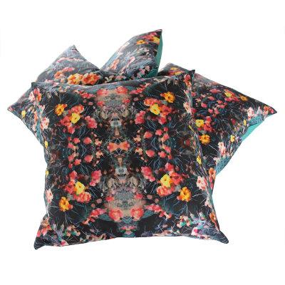 Fierce Beauty cushions