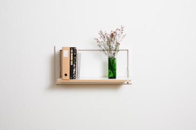 Fläpps Rectangular Shelf