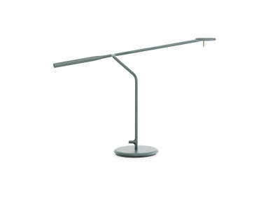 Flow Table Lamp Dark Green