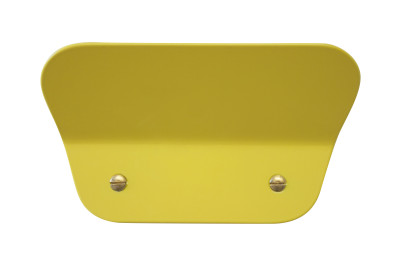 Folded Hooks Yellow