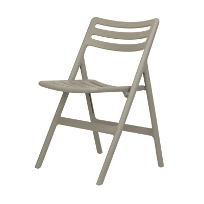 Folding Air Chair - Set of 2 Matt White