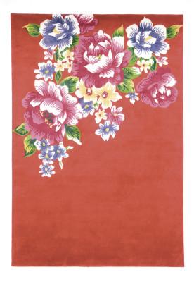Formosa Rug Red, 200 x 300 cm