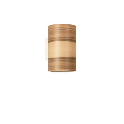 Funk 16/26W Wall Light Satin Walnut