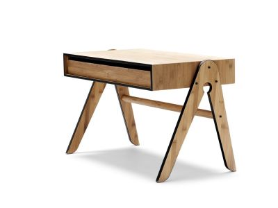 Geo's Kid's Table Black Edge
