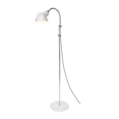 Ginger Floor Lamp White