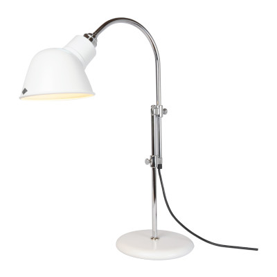 Ginger Table Lamp White