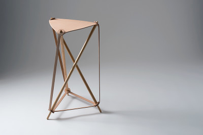 Glimm Stool Wood
