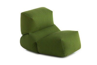 Grapy Soft Seat Green cotton