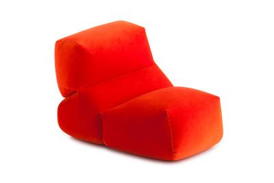 Grapy Soft Seat Red velvet
