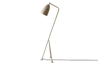 Grasshopper Floor Lamp Warm Grey