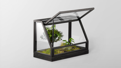 Greenhouse Mini Dark grey