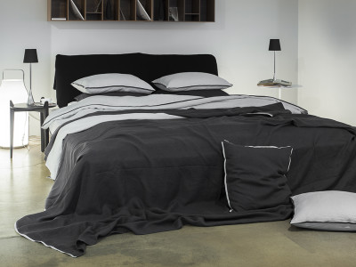 Bed linens by Lovely Home Idea