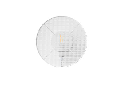 Grillo Wall Lamp White Cable, Small