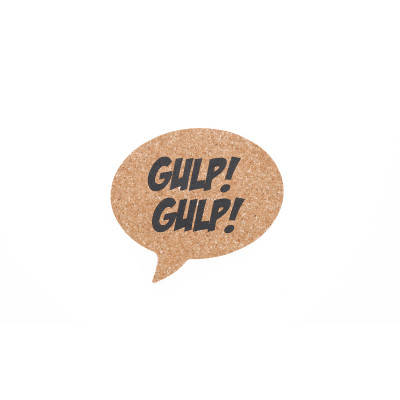 GULP GULP Coaster Black