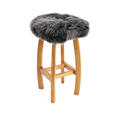Gwyn Baa Bar Stool  Baa Bar Stool in Slate Grey
