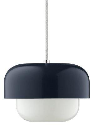 Haipot Pendant Light Dark Blue