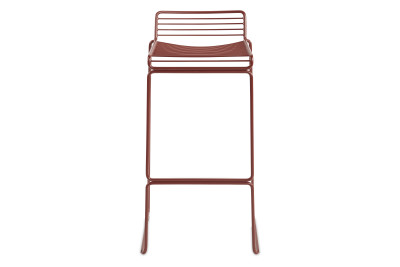 Hee Bar Stool Rust, Low