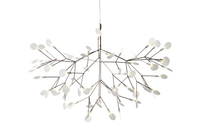 Heracleum II Pendant Light Copper, 400cm Cable Lenght