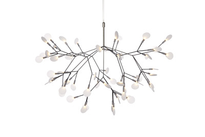 Heracleum II Pendant Light Moooi Heracleum Copper, 10m Cable Length