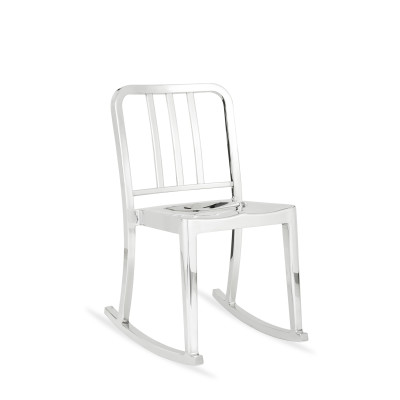 Heritage Rocking Chair Hand Polished