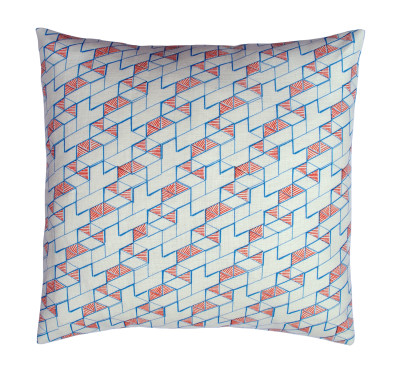 Hex Square Cushion