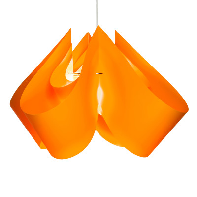 Himiko Pendant Light Orange