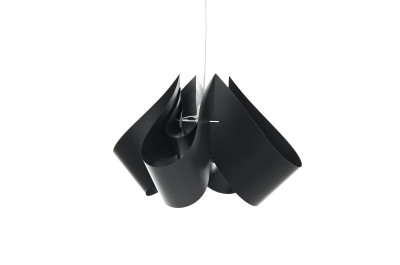 Himiko - Suspension lamp shade Black