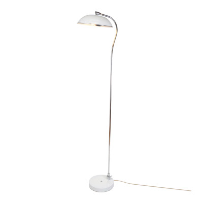 Hugo Floor Lamp White