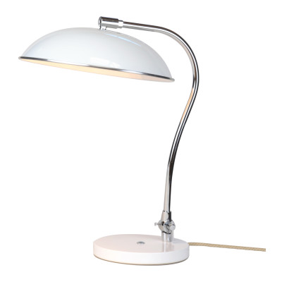 Hugo Table Lamp White